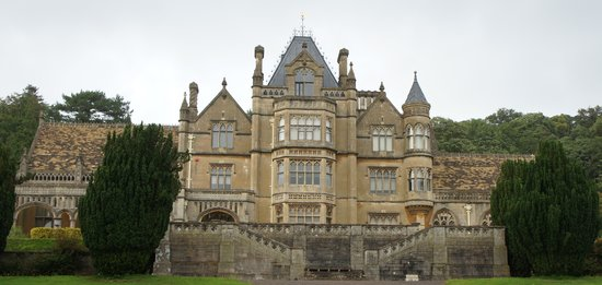 Wraxall, UK: Main House