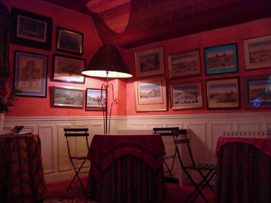 Hotel de Nice: Oven Heat