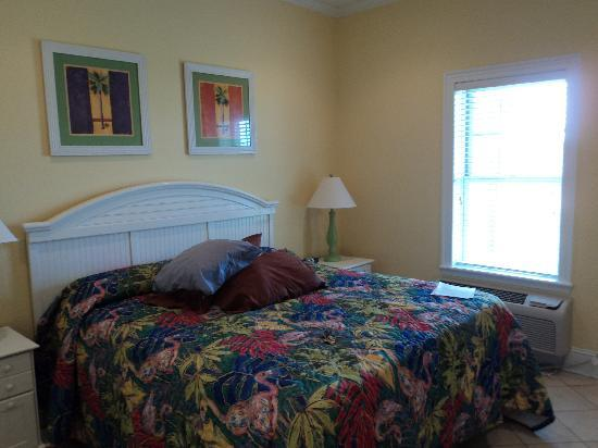 ‪‪Island Inn of Atlantic Beach‬: Bedroom‬