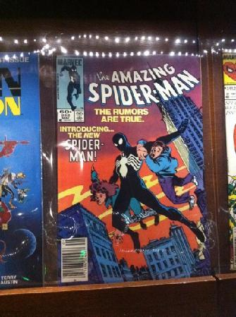 Geppi's Entertainment Museum : The Amazing Spider-Man