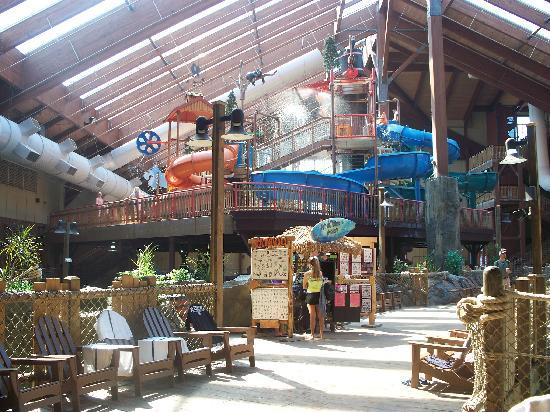 Queensbury, Estado de Nueva York: Waterpark