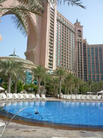 Atlantis, The Palm: Royal Pool