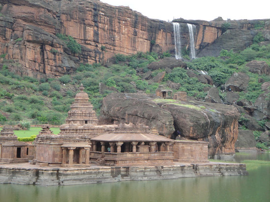 View of Bhoothnath Temple, Badami