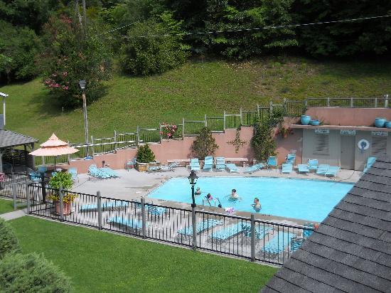 Carr's Northside Cottages & Motel: The pool