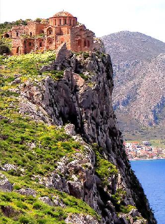 Monemvasia, Yunanistan: Agia Sofia Church