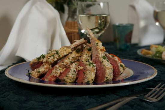 Backstreet Simply Delicious: Lollipop lamb chops