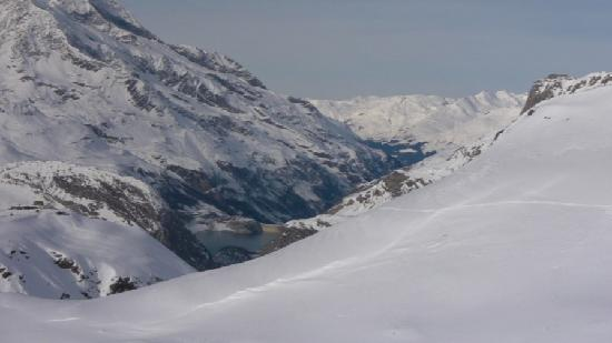 Le Samovar Hotel & Chalets : Perfectly located for exploring Val 'Isere & Tignes