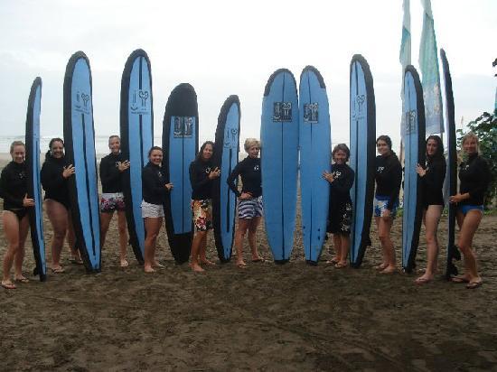 Escape Haven Bali : Great friendship!