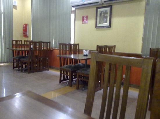 Clarks International Hotel: Restaurant