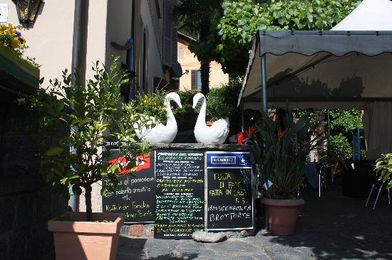 Albergo Hotel Rivabella : Terrazza