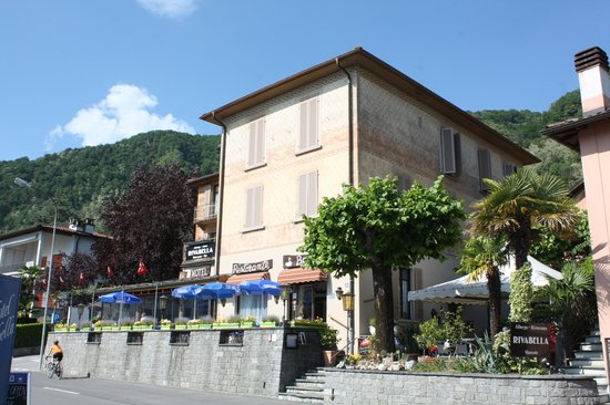 Morcote, Switzerland: Albergo