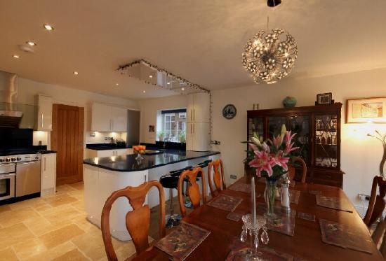 Kenton House: Kitchen Dining Room - Open Plan