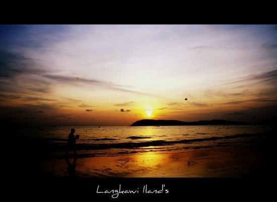 ลังกาวี, มาเลเซีย: pantai chenang langkawi