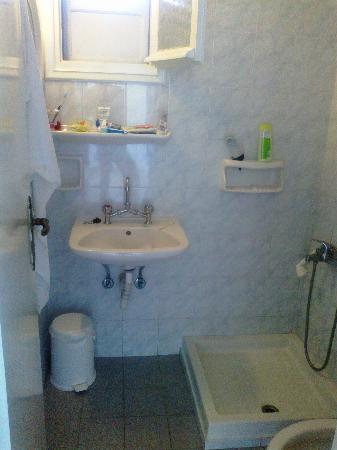 Pelagos Hotel : Bathroom
