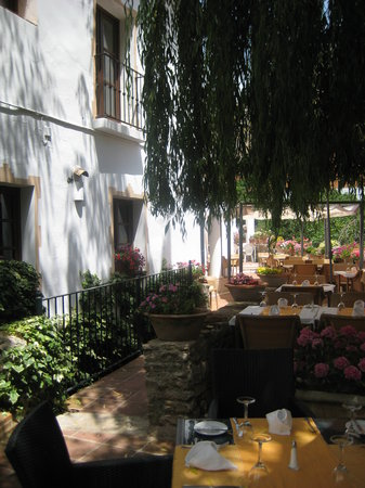 Restaurant Molino del Santo