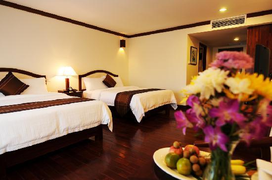 Paradise Angkor Villa Hotel : DELUXE ROOM