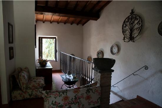 Une vue de l\'intérieur de la maison - Bild von Sassi Bianchi, San ...