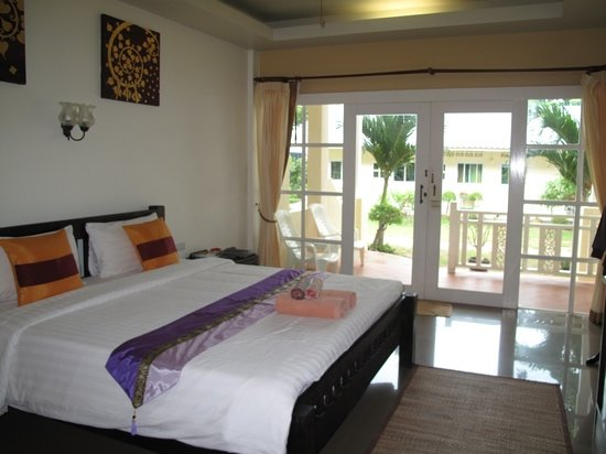 Ananda Villa : beachfront