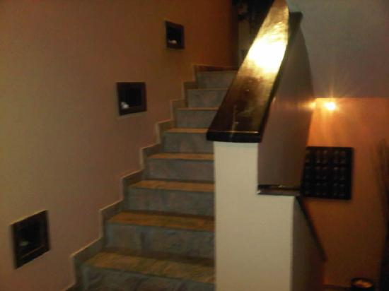 Lagos, Nigéria: Stairs