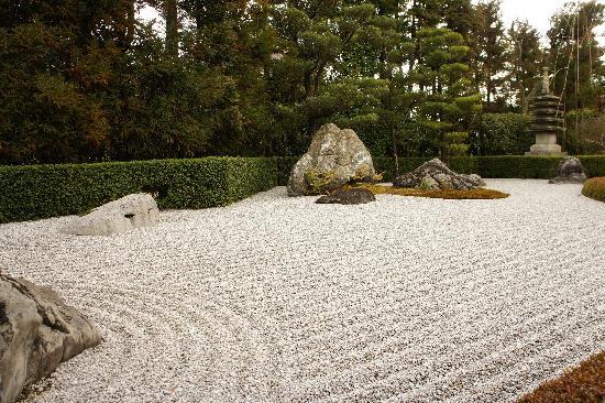 สวนไทโซอิน: 庭園