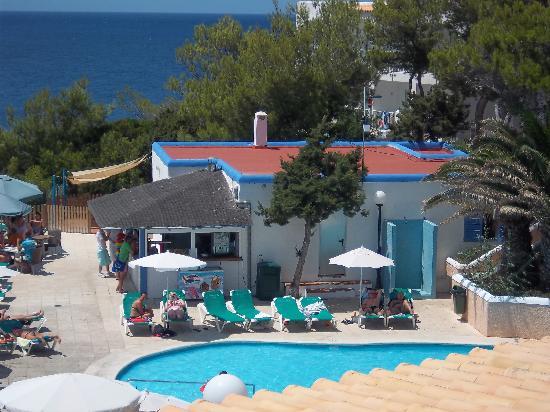 Club Vista Bahia : une des 3 piscines !!!
