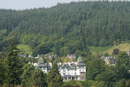 Strathpeffer, UK: Bay Highland Hotel