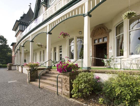 Strathpeffer, UK: Bay Highland Hotel