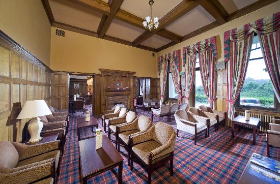 Strathpeffer, UK: Lounge at the Bay Highland Hotel