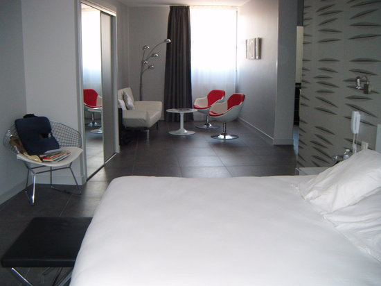 Hotel Grillon: Suite 23 (Rotunda)