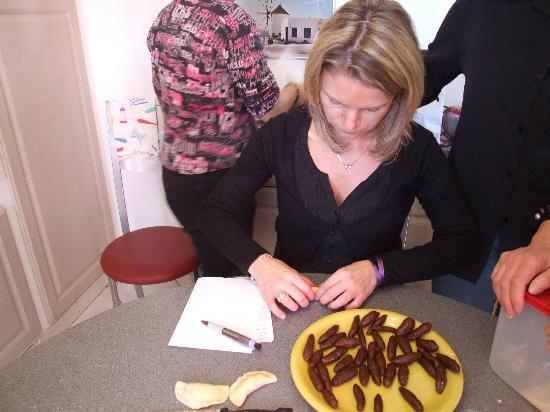 Boutique de Commerce Solidaire AFBK et Cours de Cuisine : atelier cuisine
