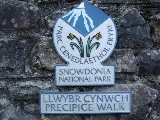 Precipice Walk.