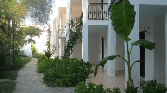 Club Muskebi: accès aux chambres