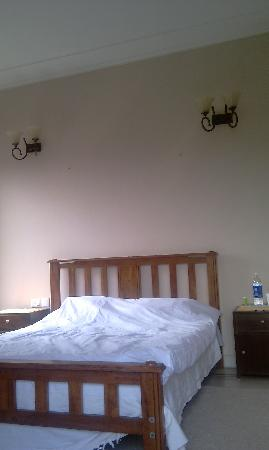 Saket Bed and Breakfast: letto