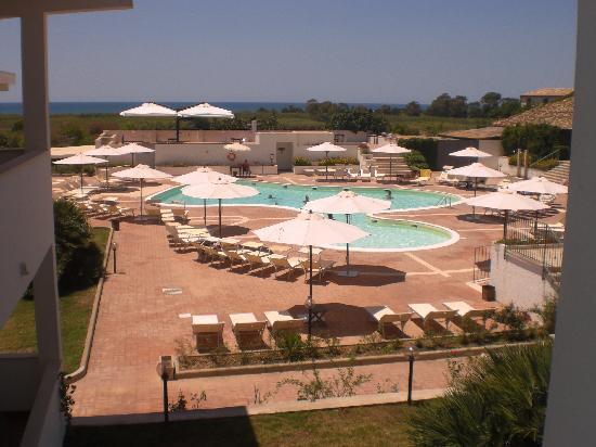 Donnalucata, Italy: vista dal balcone