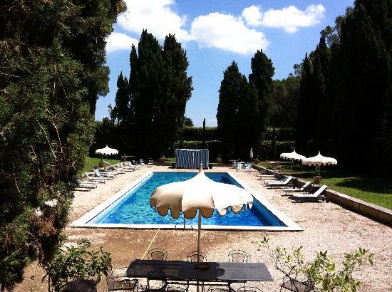 Relais Villa Lina: La piscina olimpionica