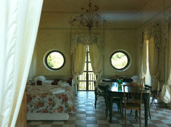 Relais Villa Lina: La suite