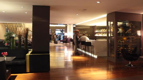 ‪‪InterContinental Sao Paulo‬: Lobby bar‬