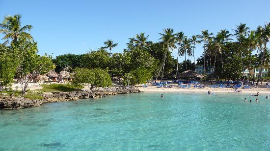 Dreams La Romana Resort & Spa : beach