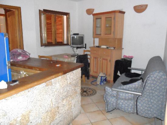 Residence Anna: Soggiorno1