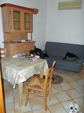 Residence Anna: Soggiorno2