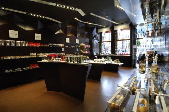La Maison des Maitres Chocolatiers Belges