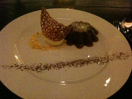 Market by Jean-Georges: chocolate fondant