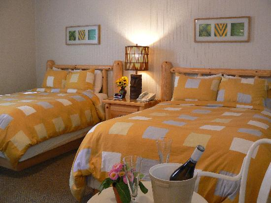 The Pines Motor Lodge: Double Room