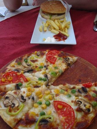 Infinity : plastic, flavourless food