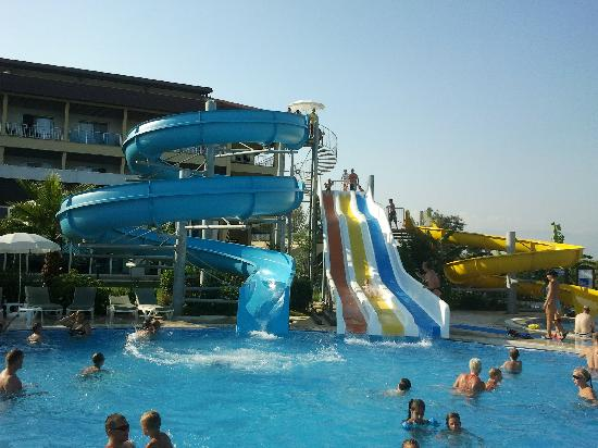 Pool picture of otium eco club side tripadvisor - Piscine gonflable avec toboggan pau ...