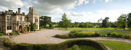 Rookery Hall Hotel & Spa: Rookery Hall entrance