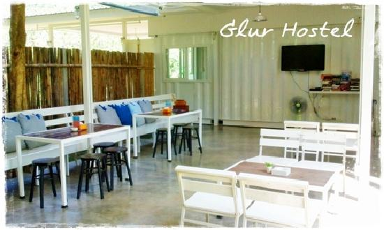 Glur Hostel: Common Area