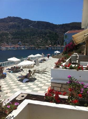 Kastellorizo, Greece: the view!