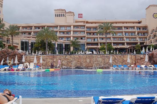 ClubHotel Riu Buena Vista : Vue de la piscine
