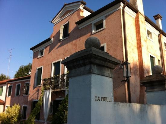 Ca' Priuli Dolo : bella villa